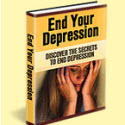 End Your Depression - Hot New Product!