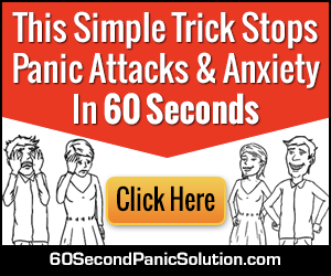Anxiety Attacks Causes and Cures