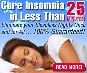 Most Effective Insomnia Treatments