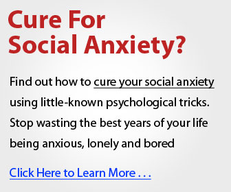 Treating Social Phobias and Social Anxiety